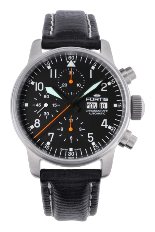 Fortis 597.11.11 Flieger Classic Chronograph