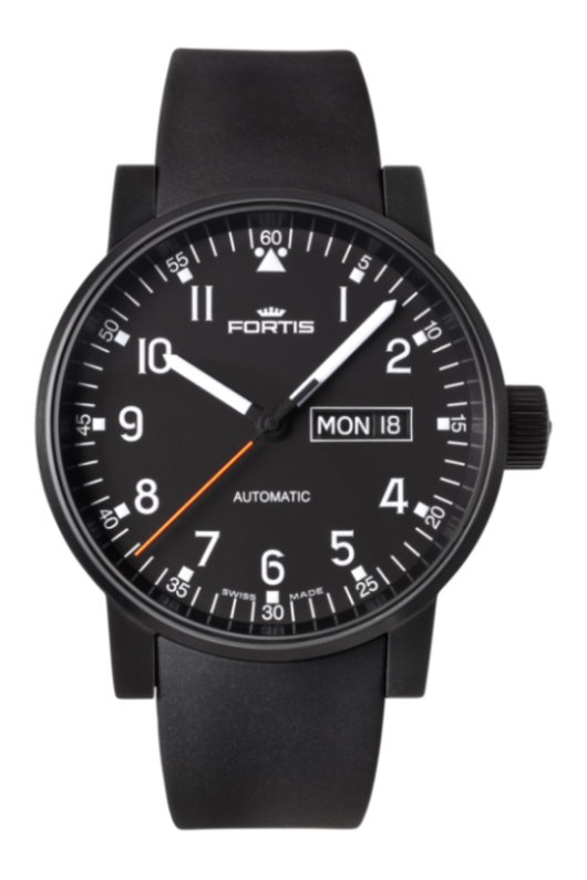 Fortis 623.18.71 Spacematic Pilot Professional