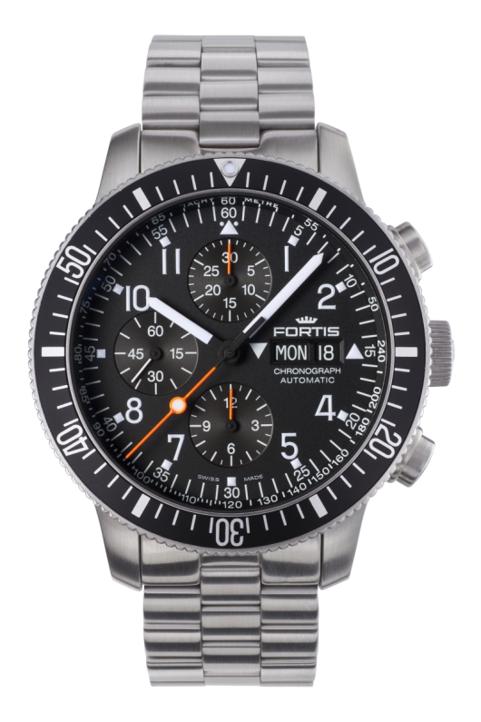 Fortis 638.10.11 Official Cosmonauts Chronograph