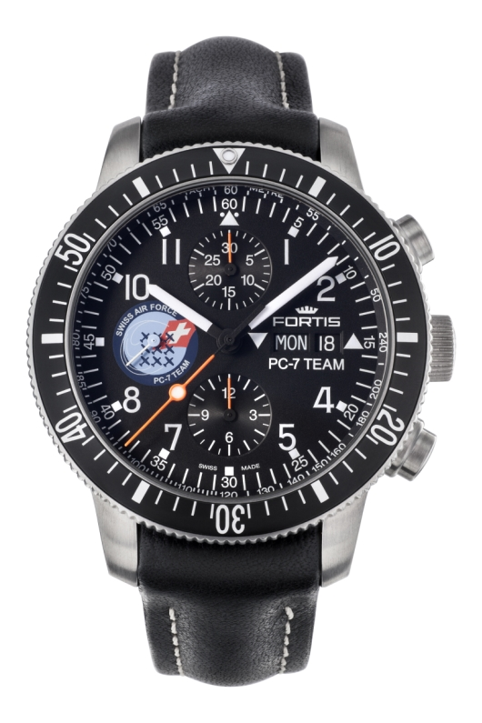 Fortis 638.10.91 PC-7 Team Chronograph