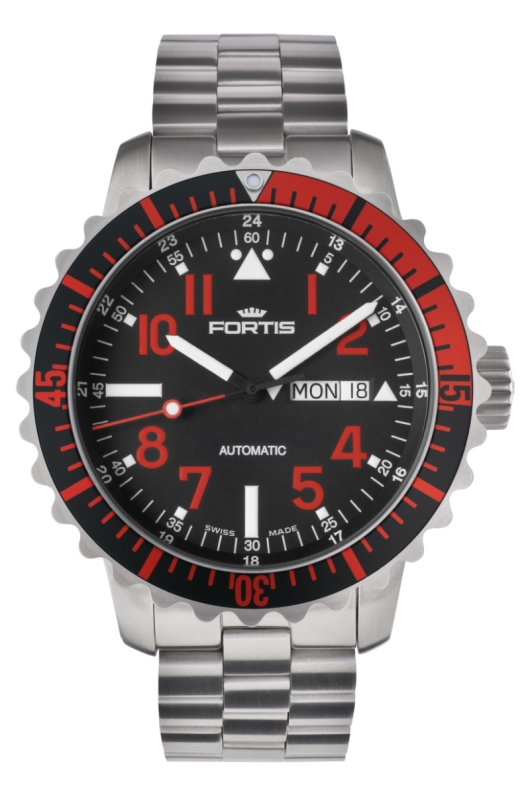 Fortis 670.23.43 Marinemaster