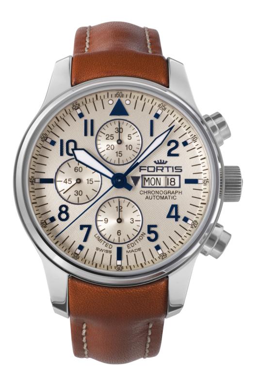 66e5c3322065 Reloj de la colección Aviatis Fortis