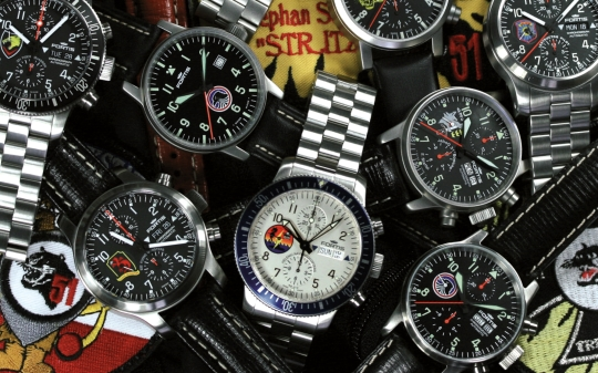 Fortis Sikorsky Squadron Watch