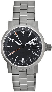 Fortis 624.22.11 M Spacematic GMT Pilot Watch