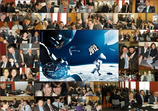 Fortis Watches 2011 Basel Collage - Click to Access Full Size Image