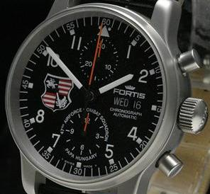 Fortis B-42 Pilot Professional Hungarian Air Force 47th Combat Squadron Watch