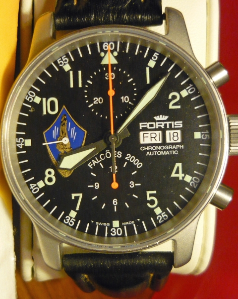 Fortis Squadron Watch 4