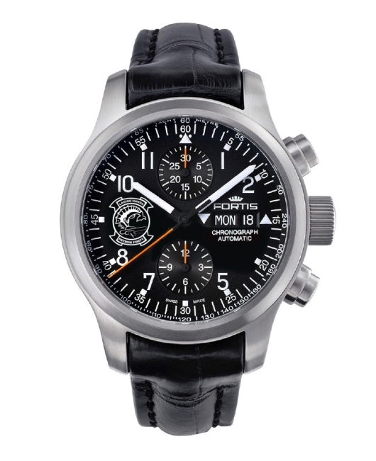 Fortis VP-40 Laging Handa Patron Forty Squadron Watch