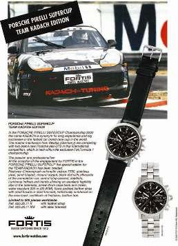 Porsche Private Label Watches