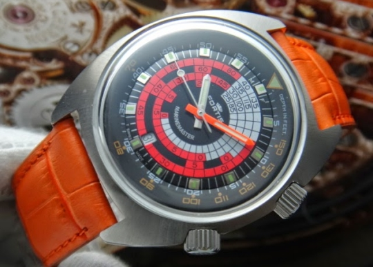 Original Fortis Marinemaster