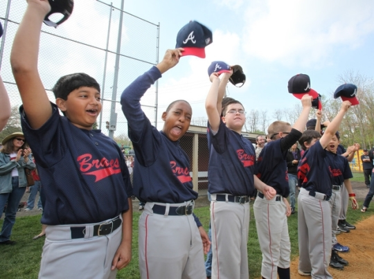 Valley Cottage Little League Braves