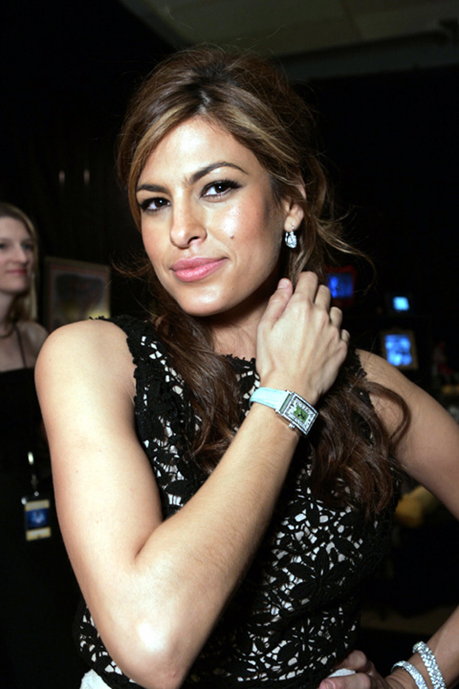 Eva mendes girl in progress watch brands for Woman celebrity watches