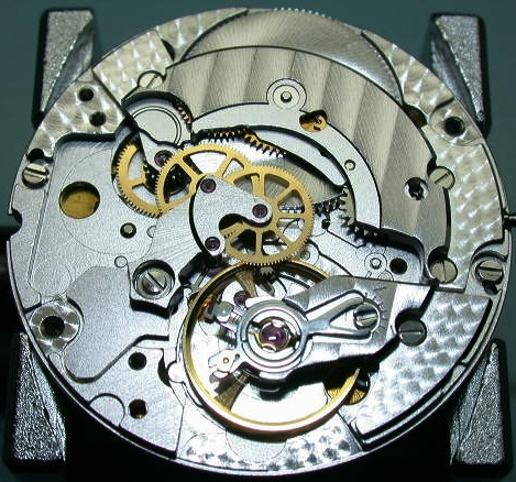 ETA 2892 Movement