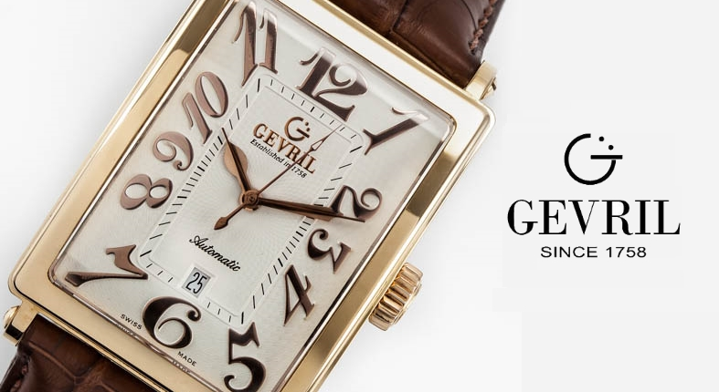 Gevril Avenue of Americas Watch Collection- 5100