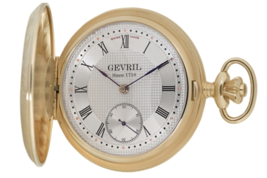 Gevril G62499556 1758 Pocket Watch