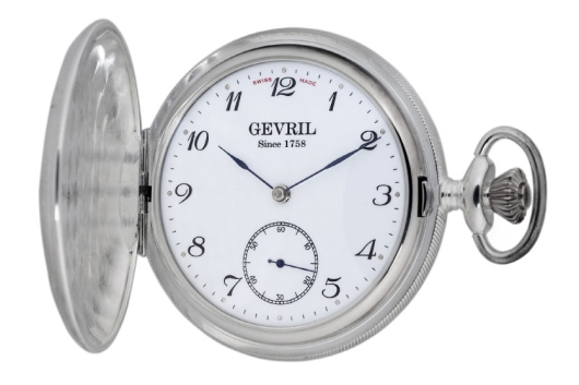 Gevril G68002125 1758 Pocket Watch
