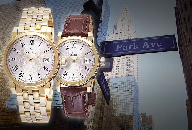 Gevril Park Watch Collection