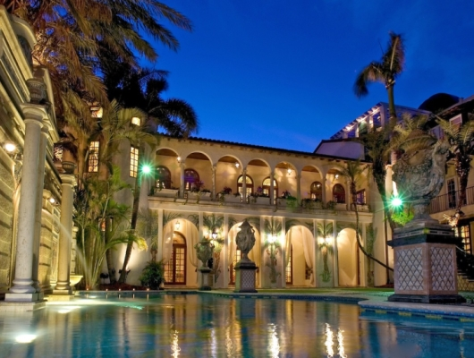 Gianni Versace's Casa Casuarina Miami Mansion