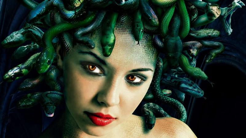 LA GORGONA MEDUSA - Página 2 Medusa