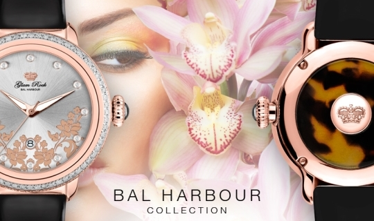 Glam Rock Bal Harbour Watch Collection