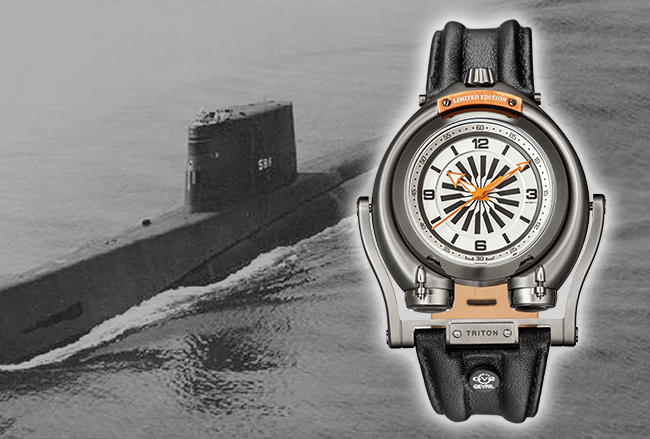 GV2 Triton Watch Collection