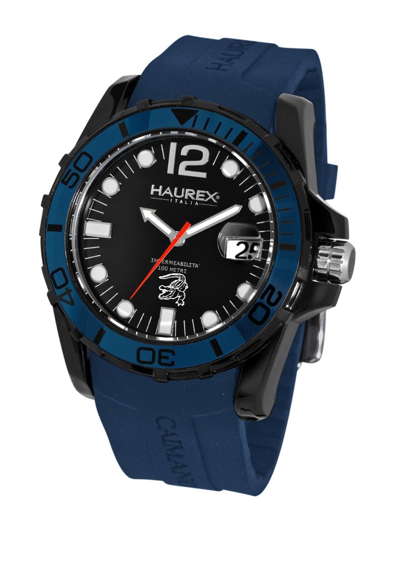 Haurex n1354unb men s caimano watch men 39 s watches for Haurex watches