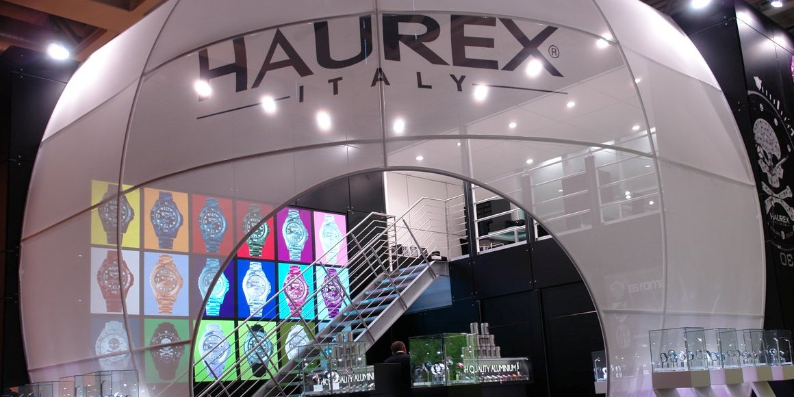 Haurex Watches at Baselworld