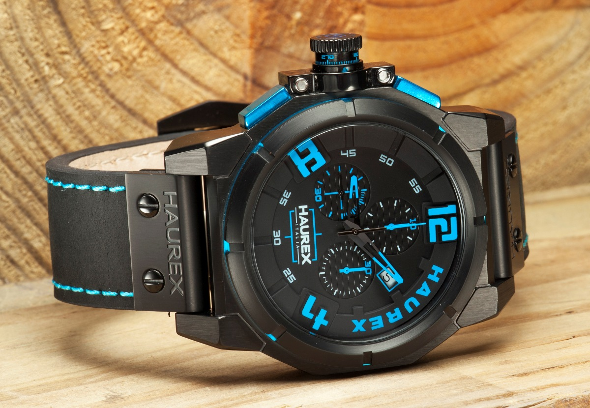 Haurex Space Chrono Watch Collection