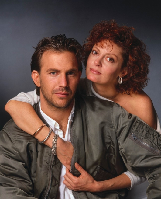 Kevin Costner Starts Alongside Susan Sarandon in Bull Durham