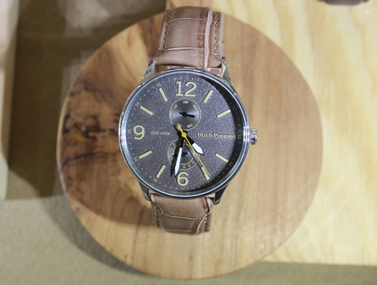 Hush Puppies Mens Signature Watch at Baselworld 2014