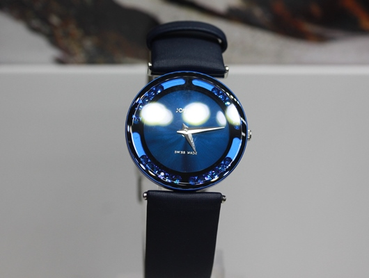 Jowissa Luce at Baselworld 2014