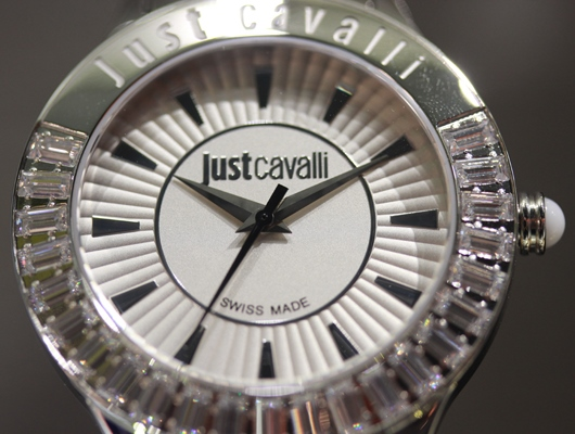 Just Cavalli Luminal at Baselworld 2014