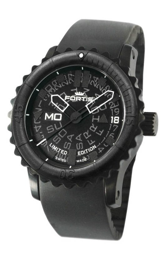 Fortis B-42 Big Black 675.18.81 K
