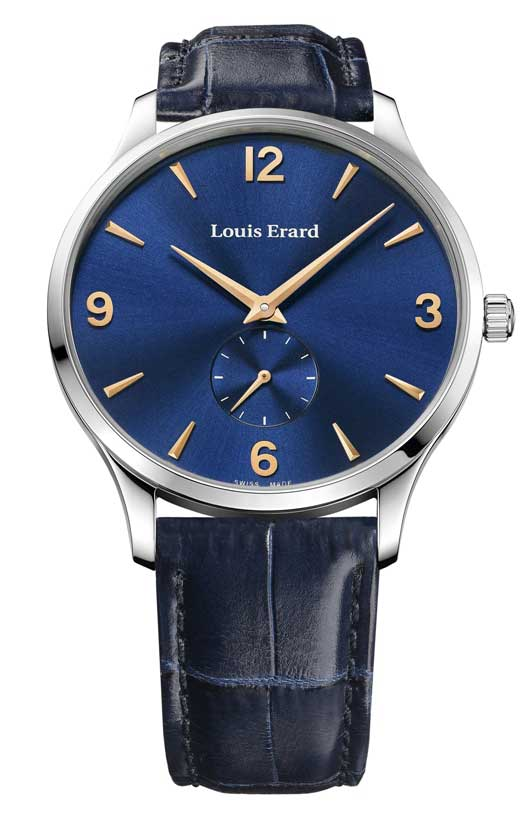 Louis Erard 1931 Small Seconds Collection - 47217AA15