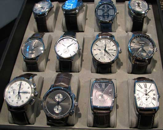 Louis Erard 1931 Small Seconds Unveiled at Baselworld 2012