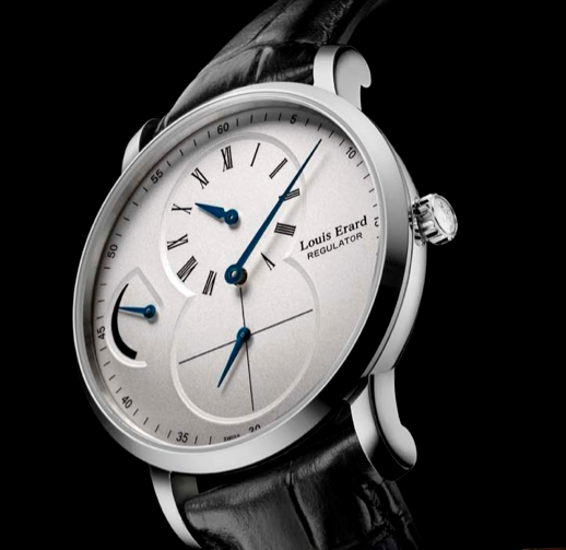 Louis Erard Unveils New Excellence Regulator Power Reserve at Baselworld 2012