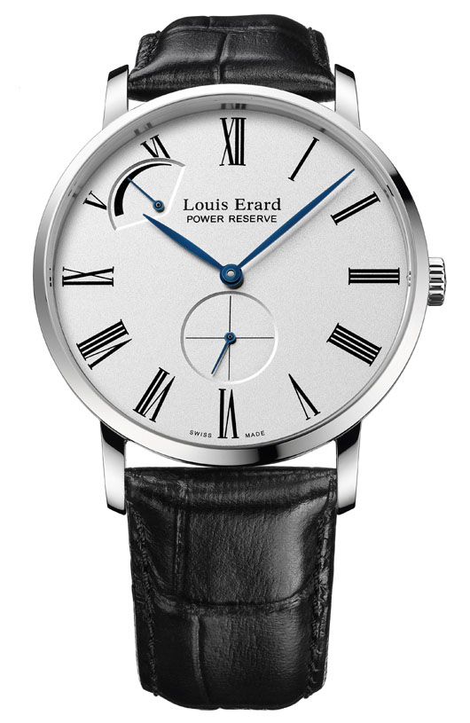Louis Erard Mens 53230AA11 Excellence Small Seconds Power Reserve