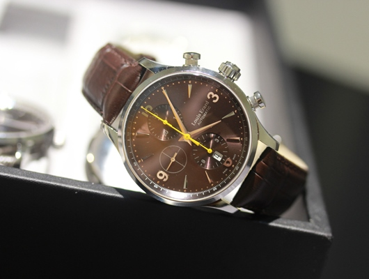 Louis Erard Automatic Chronograph
