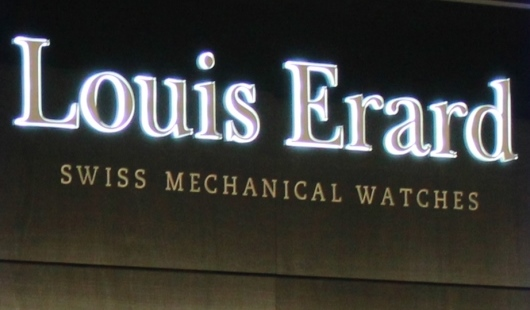 Louis Erard at Baselworld 2014