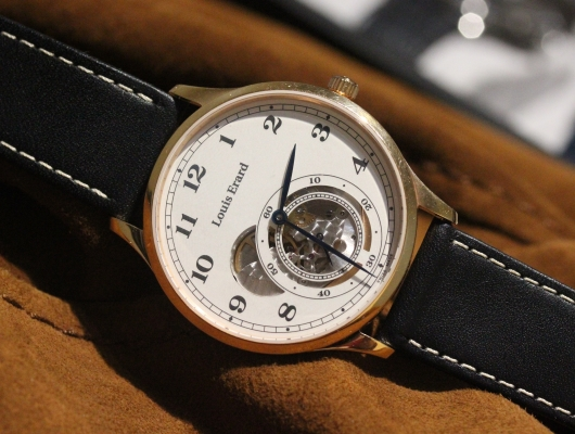 Louis Erard 1931 Small Second Baselworld 2015