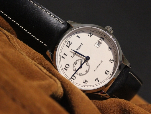 Louis Erard 1931 Vintage Small Seconds Baselworld 2015