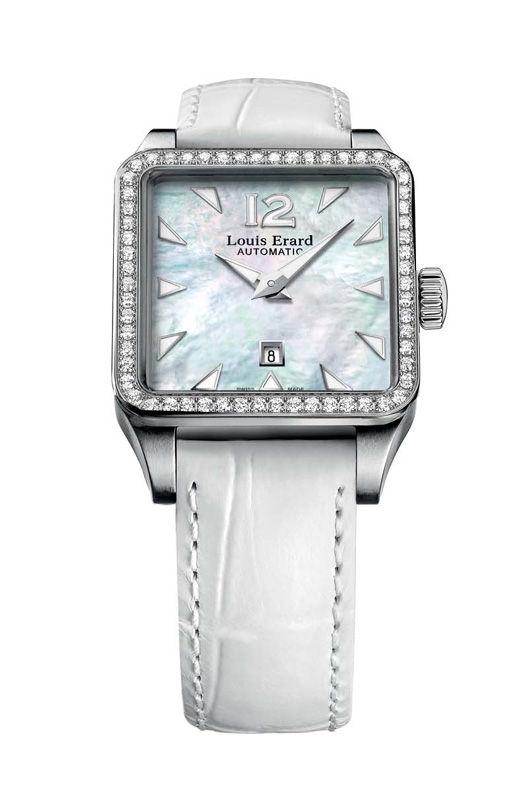 Louis Erard 20700SE04.BAV10 Women's Emotion Automatic Watch