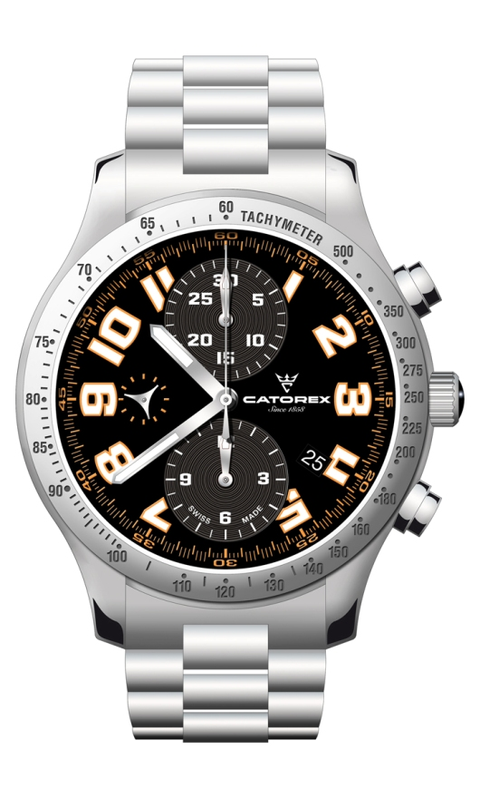 Catorex Luxury Watches - 138.1.8169.320 BM Mens Chrono Sport
