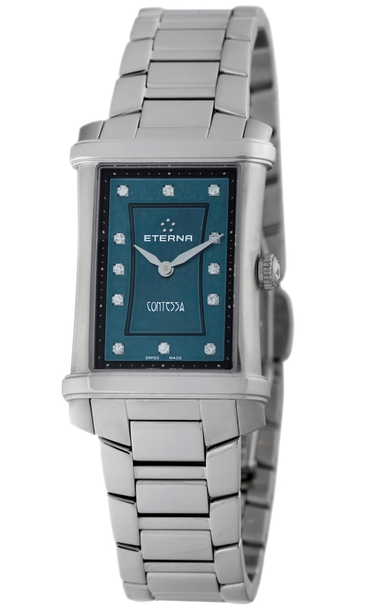 Eterna Luxury Watches - 2410.41.47.0264 Ladies Contessa