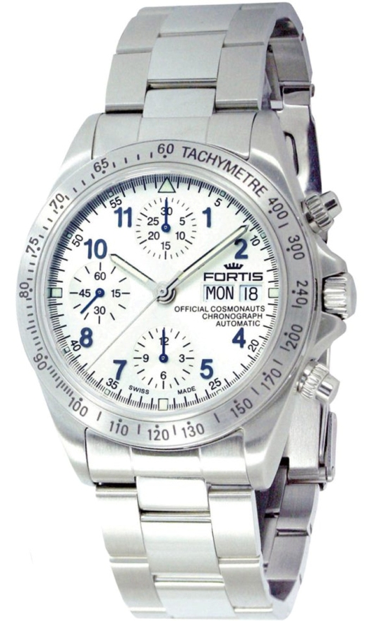 Fortis Luxury Watches - 630.10.92 M Mens Cosmonauts Chronograph
