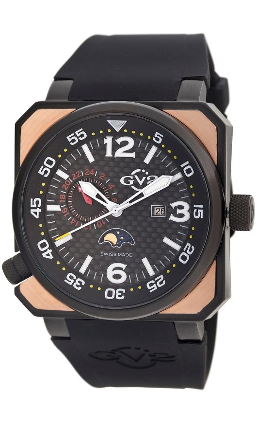 GV2 Luxury Watches - 4511 Mens XO Submarine