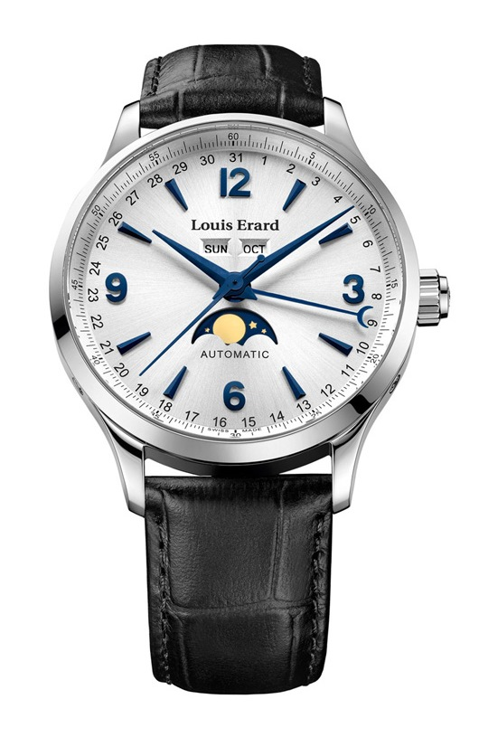 Louis Erard 1931 Moon Phase 31218 AA 21