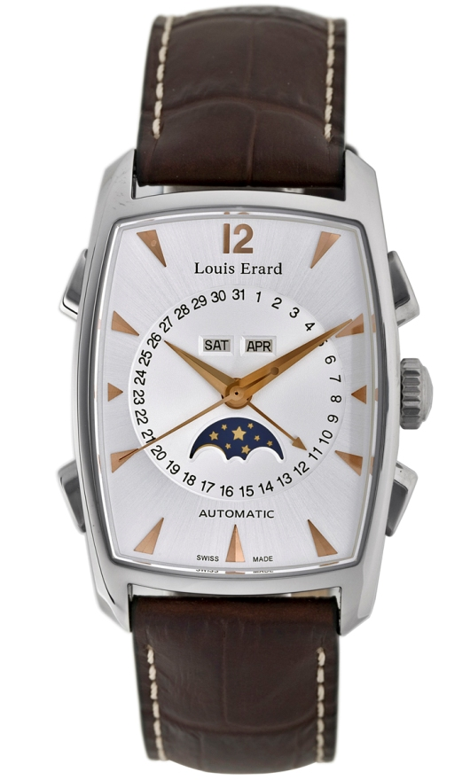 Louis Erard Luxury Watches - 44211AA01.BDC52 Mens 1931