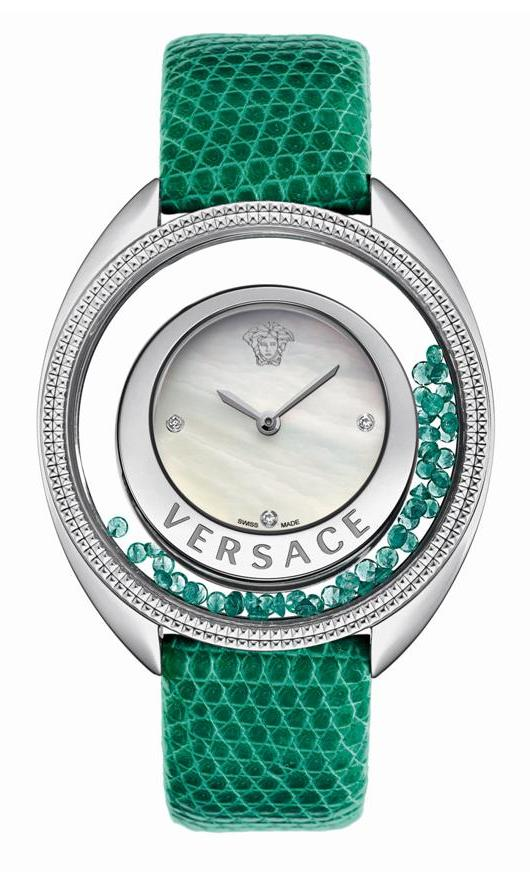 Versace Luxury Watches - 86Q961MD497 S455 Ladies Destiny Precious