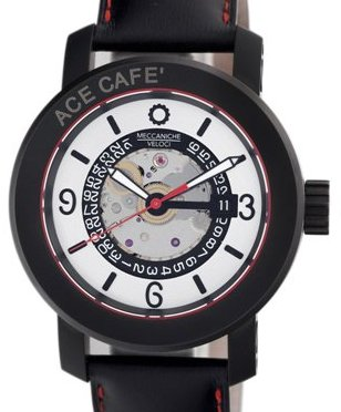 Meccaniche Veloci Mens W207K2_208 Ace Café Luxury Exhibition Watch DIAL